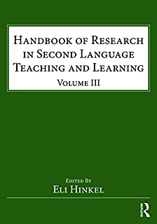 Amazon handbook of research in second language teaching and handbook of research in second language teaching and learning volume iii 3 esl fandeluxe Gallery