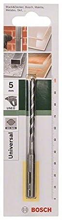 Bosch 2609256912 Foret polyvalent SDS-Quick 5,5 x 55 x 100 mm pour Bosch UNEO