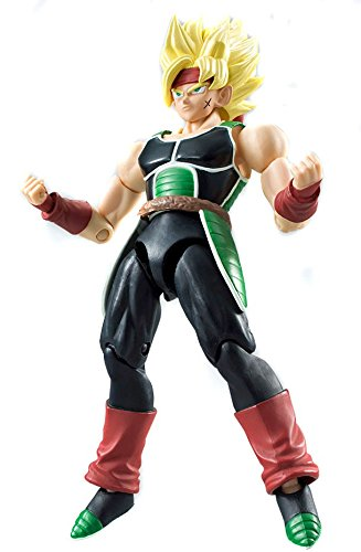 Bandai Shokugan Shodo Part 5 Dragon Ball Z Super Saiyan Fun Action Figure - Bardock