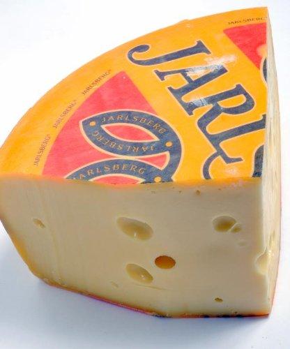 Jarlsberg Cheese (Whole Wheel) Approximately 22 Lbs - Jarlsberg Wheel