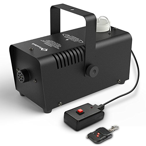 Halloween Fog Machine - Fansteck Professional Wireless Remote