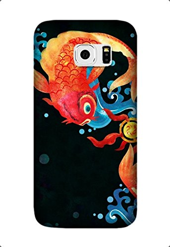 Samsung Galaxy C5 Case -Full Protective unique Stylish Case slim flexible durable fish 8 Soft TPU Cases Cover for Samsung Galaxy C5