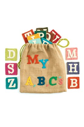 Arcadia Home My ABC's Children's Alphabet Game, Multicolored by Arcadia Home