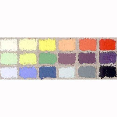 Jack Richeson Unison Pastel Starter Colors, Set of 18 by Jack Richeson