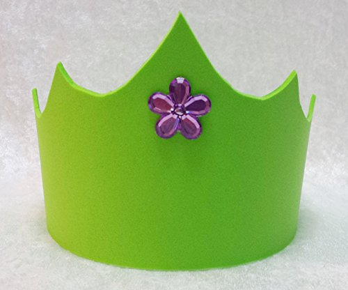 Tinkerbell Fairy Crown Party Favors (Party Pack - Available in sets of 6, 8, 10, or 12)]()