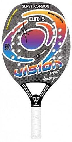 Vision raqueta de Beach Tenis Super Carbon Elite 4 2017 ...