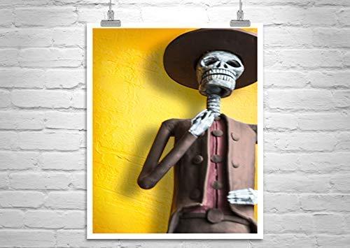 Day of the Dead Art, El Dia de los Muertos, Mexican Folk Art Photograph Dia De Los Muertos Folk Art