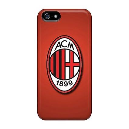 Amazon.com: Premium Ac Milan Heavy-duty Protection Cases For ...