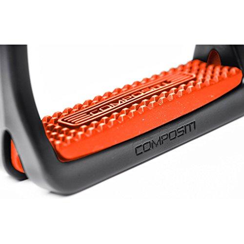 Compositi Premium Profile Replacement Treads (Orange, Child) by Compositi