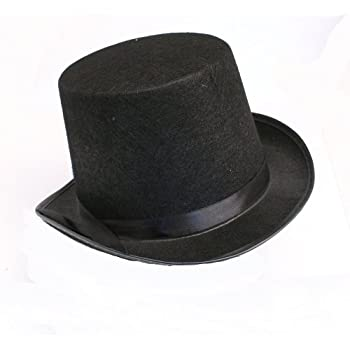 Black Snowman Hat Clipart