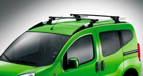 V/éritable Fiat Qubo Barres de toit