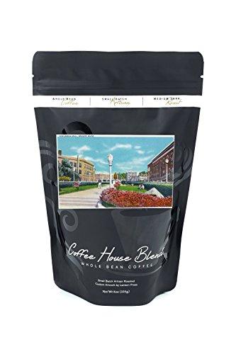 Bangor, Maine - Scenic View of Norumbega Mall (8oz Whole Bean Small Batch Artisan Coffee - Bold & Strong Medium Dark Roast w/ - Bangor The Mall