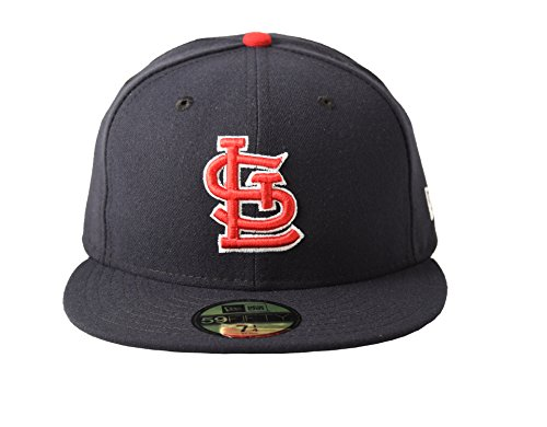 New Era 59FIFTY St. Louis Cardinals MLB 2017 Authentic Collection On-Field Alternate Fitted Hat Size 7 5/8 - Alternate Era New Cap