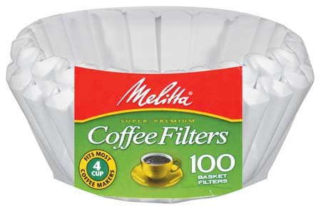 Melitta Junior Basket Coffee Filters