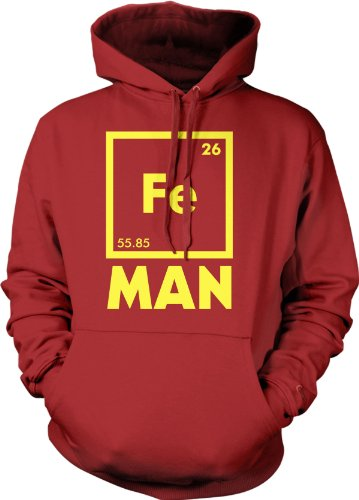 iron man hoody - 8