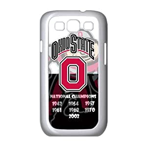 The Ohio State University NCAA Ohio State Buckeyes Case Cover Faceplate for Samsung Galaxy S3 I9300 I9308 I939