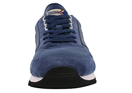 Brooks Heritage Herren Brk_110178_1d_434 Estate Blue / High Risk Rot