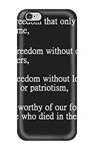 Jonathan Litt's Shop New Style 4473324K37360190 Iphone 6 Plus Freedom Quotes Tpu Silicone Gel Case Cover. Fits Iphone 6 Plus