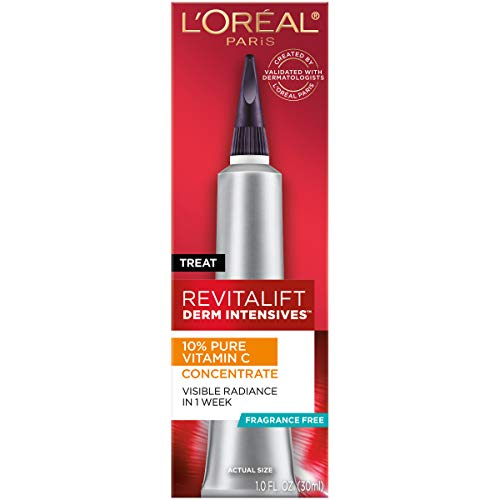 Image of Vitamin C Serum by L?�?�?�Oreal Paris, Revitalift Derm Intensives