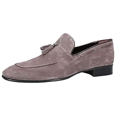 Konfidenz Brown Loafers & Moccasian For Men