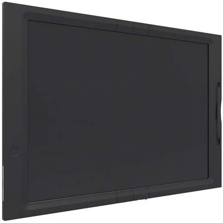 LCD Writing Tablet LCD Writing Tablet Kids Learning Writing Board Doodle Drawing Board Drawing Board Color : Black, Size : 21 inches