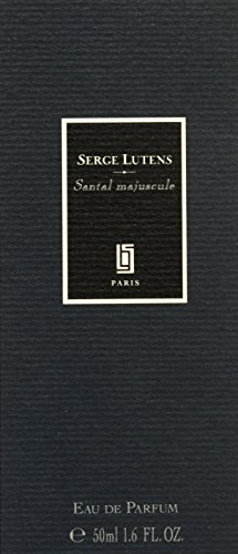 Serge Lutens Eau de Parfum Spray for Men, Santal Majuscule, 1.7 Ounce