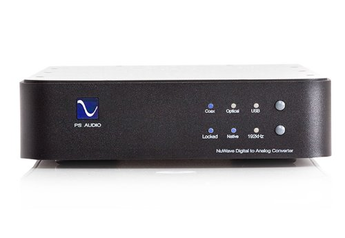 PS Audio NPW-DAC3-US-B NuWave DAC 3 (Black) by PS Audio