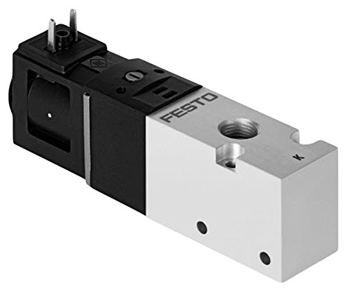 Solenoid Valve VUVS-LK20-M32C-AD-G18-1C1-S