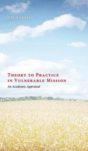 Theory to Practice in Vulnerable Mission (Nussbaum Outlets)