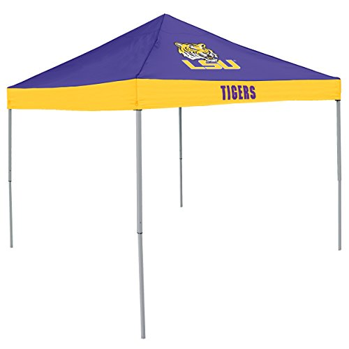NCAA LSU Fighting Tigers Economy Tailgate Tent