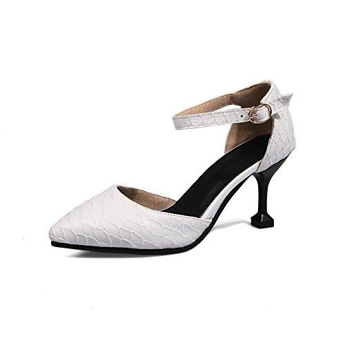 36 1TO9 Compensées EU Blanc Blanc 5 Inconnu Femme Sandales Y6ZcwxCxqT