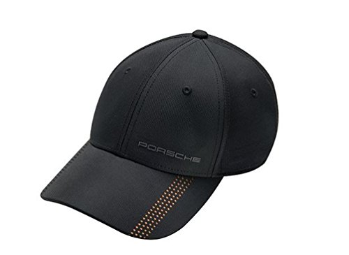 Porsche Genuine 911 Turbo S Exclusive Series Casual Cap Black