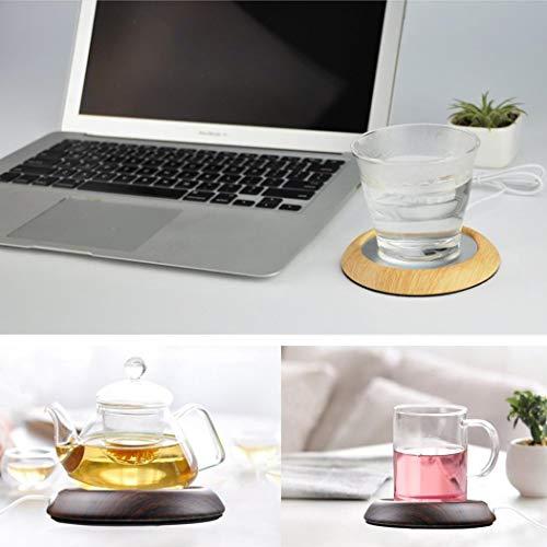 Weardear Smart Office Desk Use Coffee Mug Warmer Plate Beverage Warmers by Weardear (Image #4)