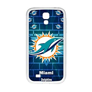 Malcolm Miami Dolphins Fashion Comstom Plastic case cover For Samsung Galaxy S4