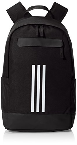 (adidas Classic Backpack (Black, Medium))
