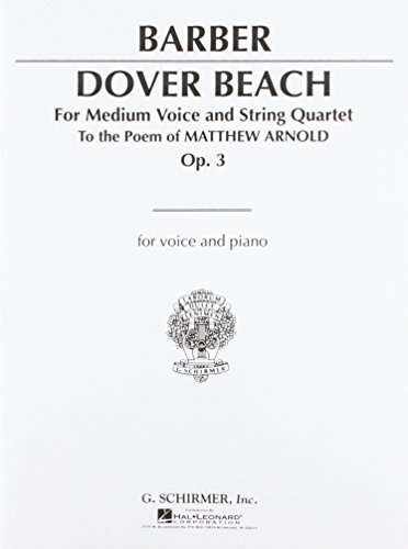 dover beach poem essay Essays in criticism a quarterly journal of literary criticism vol xxni april 1973 no 2 on dover beach ruth pitman dover beach is the title, and yet there is very little place for a beach in the poem hence robert graves's complaint: the subject of the poem is dover cliffs not dover beach.