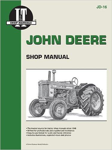 John deere shop manual 520 530 620 630 720 penton staff john deere shop manual 520 530 620 630 720 penton staff 9780872880726 amazon books fandeluxe Choice Image