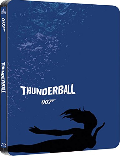 Limited Edition Artwork (Thunderball: Limited Edition Steelbook (Blu-ray + Digital HD))