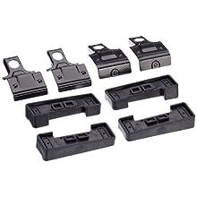 Thule 141441 Kit de Ajuste Personalizado para Montar Techo vehículos sin Puntos de conexión para portaequipajes ni Barras de Serie