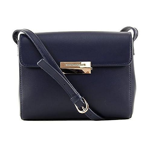 d67539a81180 MANDARINA DUCK Hera 2.0 Crossover Bag S Dress Blue Outlet - www ...