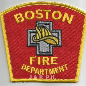 (Boston Fire Dept, Massachusetts (4