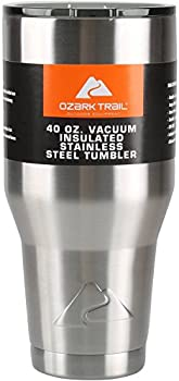 Ozark Trail 40 oz Vacuum Insulated Stainless Steel Tumbler