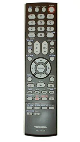 WC-SBH22 - Brand New Genuine Toshiba Remote Control