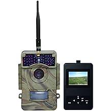 Hunting Camera GPRS MMS SMTP/SMS 940NM Night Vision Hidden Camera