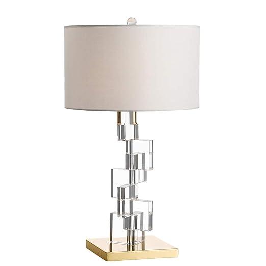 Lámpara de Cabecera Cuadrada, Moderna, Simple y Acrílica, Pantalla ...