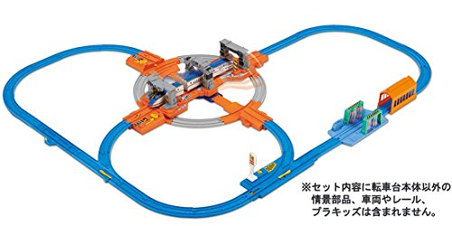 Plarail turn round and round! Big turnplate base by TOMY (Image #5)