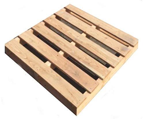 FUJIMOKU カンナ加工済み「自分で組み立てるパレット」2個セット 900×1000×115mm B0797MN2XK