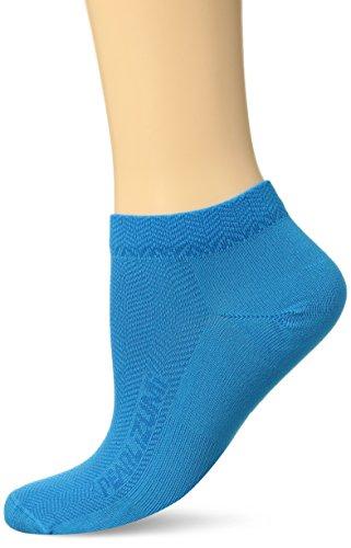 Silk Cycling Socks - Pearl iZUMi W Silk Lite Sock, Atomic Blue, Small