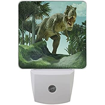 Amazon Com Dinosaur Night Light Led Night Light