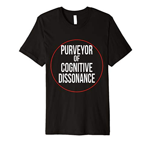 Psychology Related Costumes Ideas - Funny Psychology Gift Psychologist Cognitive Dissonance